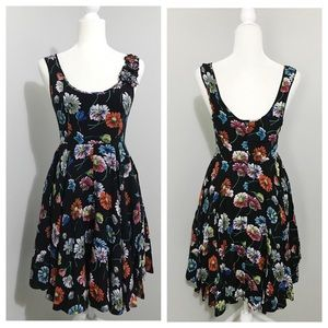 Anthro Moulinette Soeurs Asters Everywhere Dress